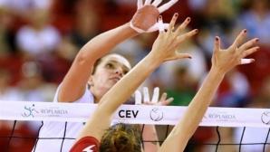 Христина Русева: Горда съм с отбора си (видео)