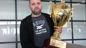 Иван Петков: Важна е крайната цел – да играем в Лигата (видео)