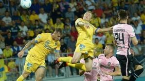 """Палермо се спъна на финалната права към Серия """"А"""", Фрозиноне отново е в елита"""