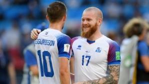 Исландците мислят само за мача с Нигерия