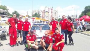 Иван Влъчков спечели писта Русе в серия Туринг