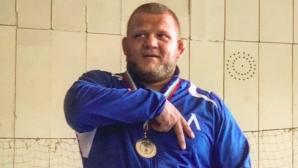 Синът на легендата Симо Щерев се завърна ударно на тепиха