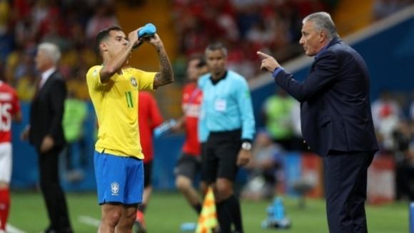Тите: Недоволни сме от резултата срещу Швейцария