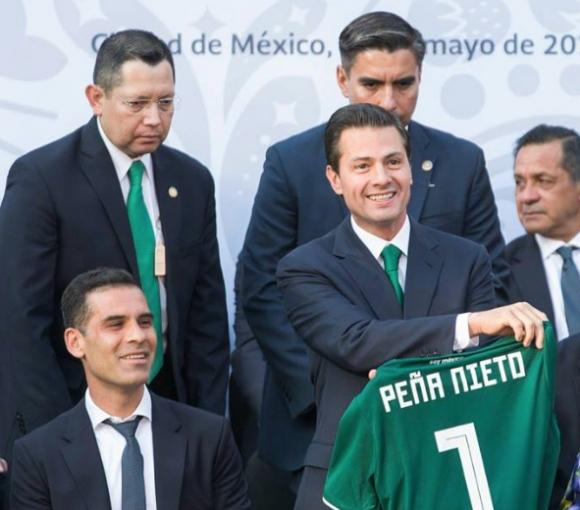 Президентът на Мексико поздрави националите за победата над Германия