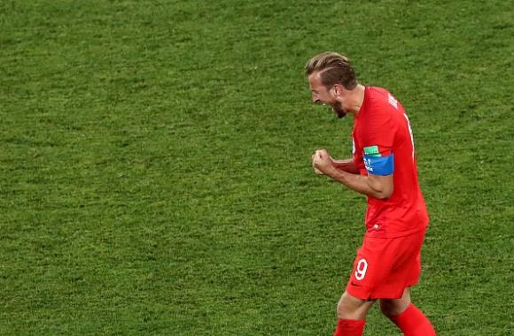 Хари Кейн е играч на мача при победата на Англия над Тунис