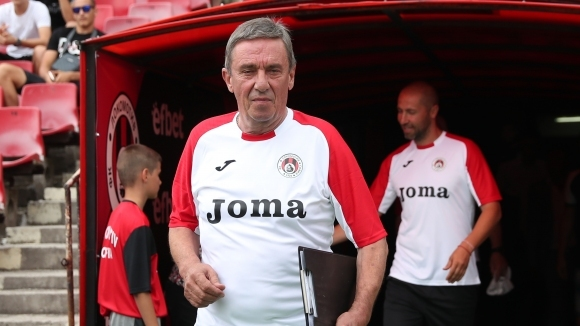 Ангел Колев: Всичко правим в името на Локомотив