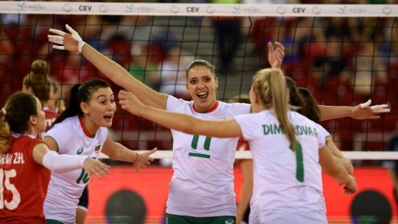 Златните волейболистки на България започват срещу Австралия на турнира в...