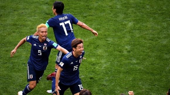 Юя Осако от Япония беше избран за играч на мача