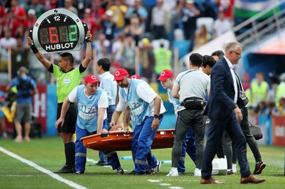 Титуляр на Южна Корея аут до края на първенството