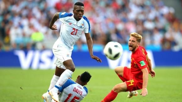 Англия е по-слаб отбор от Белгия, заяви халф на Панама