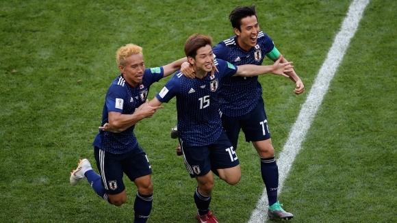 Победата на Япония на Световното повдигна настроението на нацията