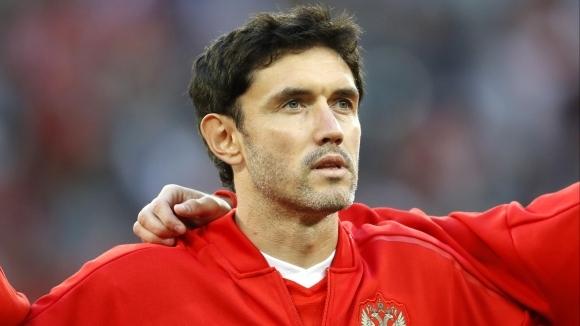 Жирков ще тренира по индивидуална програма в следващите дни