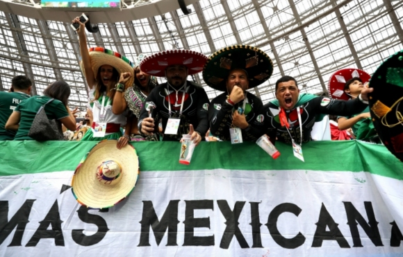ФИФА глоби Мексико и Сърбия заради феновете