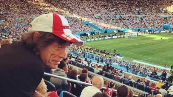 """Фенове на Бразилия се молят Мик Джагър да не подкрепя """"селесао"""""""