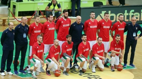 България с първа контрола днес