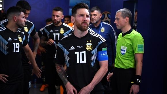 Така ли ще изглежда съставът на Аржентина срещу Хърватия?