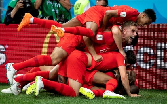 Печели Англия, печелите и вие