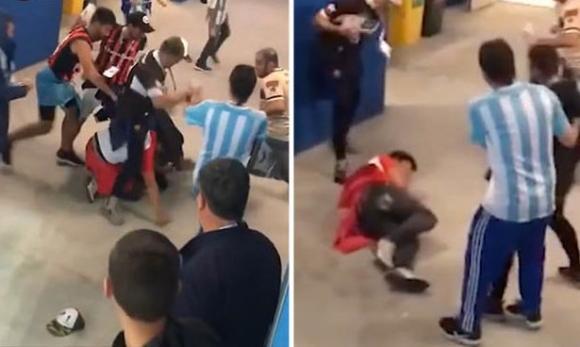 Аржентинците идентифицираха побойниците от мача с Хърватия