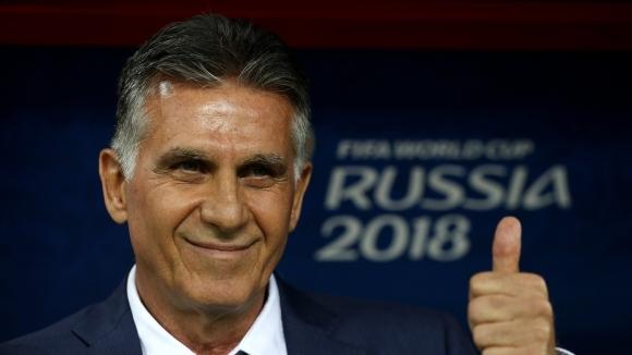 Кейрош иска Иран да победи Португалия и да се класира напред