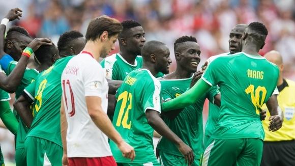 Футболистите на Сенегал изумиха с нетрадиционна тренировка (видео)