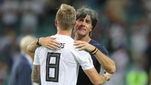Германия никога не е чакала толкова дълго за победен гол