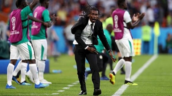 Алиу Сисе: Готови сме за мача с Колумбия