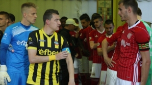 Тимове от Швеция и Дания следят звездата на Ботев (Пловдив)