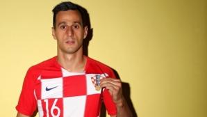 Скандал в отбора на Хърватия