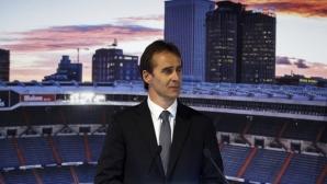 Капело: Смяната на Лопетеги беше грешка