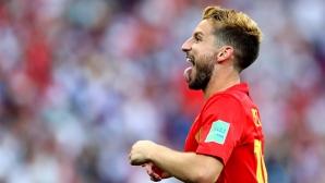 Белгия изригна през второто полувреме и разби Панама с блестящи голове (видео + галерия)