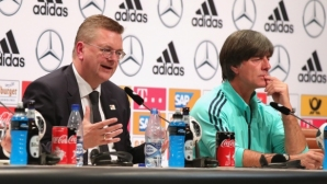 Президентът на Германския футболен съюз: Мачът с Мексико е пълен шок