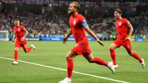 Тунис - Англия 1:1 (гледайте на живо тук)