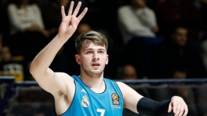 Дончич: Мога да играя на четири позиции и харесвам ЛеБрон