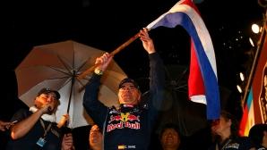 Карлос Сайнц води преговори с Toyota и Mini за рали Дакар