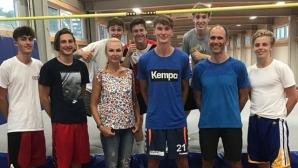Да се класираш на европейско… в първото състезание в живота си в скока на височина