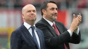 Милан представи защитата си пред УЕФА, обратното броене вече започна