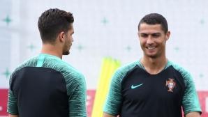 В Португалия чакат труден мач срещу Мароко