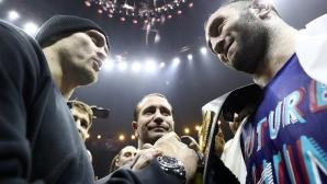 Гасиев и Усик ще играят и реванш