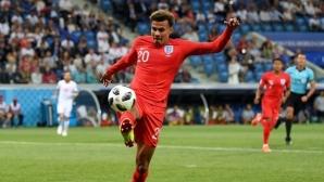 Деле Али пропуска втория мач на Англия, Саутгейт обмисля още две промени