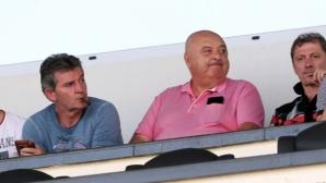 Венци Стефанов изтъкна предимството на противника на Славия в Лига Европа