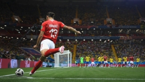 Монако по петите на швейцарски национал