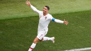 Дрогба: Кристиано Роналдо е най-добрият нападател в света в момента