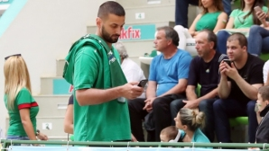 Иван Лилов с нов отбор в Унгария