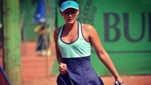 Юлия Стаматова на четвъртфинал