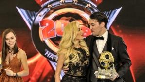 Елена Паришева: Ивелин Попов е любовта на живота ми