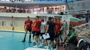 Националите в София с нова категорична победа над Иран U20