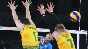 Австралия допусна загуба №9 и България вече е 11-а