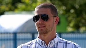 Георги Ангелов: Не съм имал нито един разговор с Делио Роси