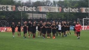Още един бразилец започва тренировки с Локомотив (Пд)