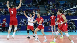 Сърбия с труден обрат срещу Япония (видео + снимки)